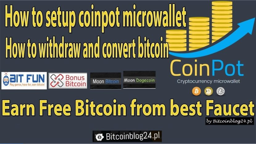 coinpot faucets