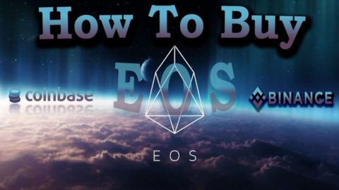 buy EOS coin tokens