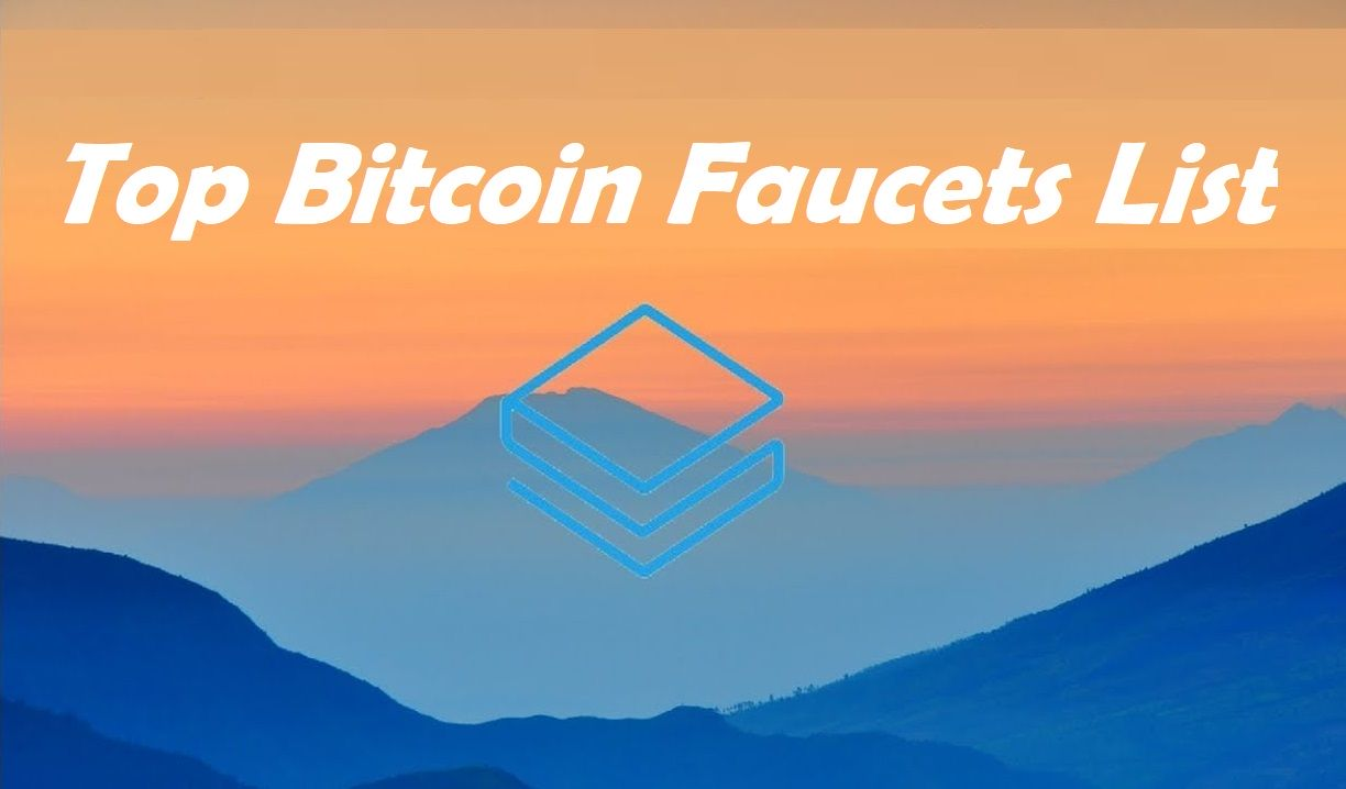 top bitcoin faucets list