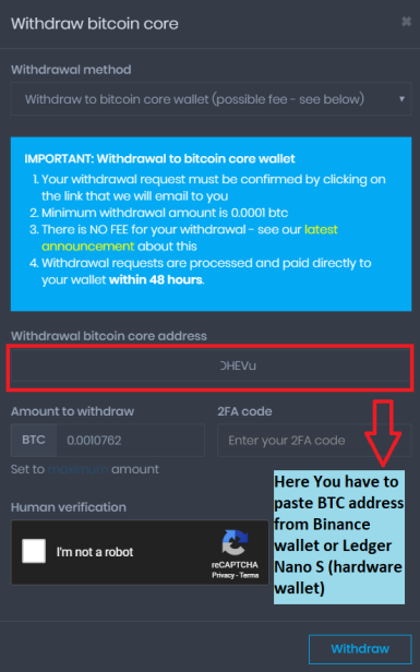 withdraw from coinpot highest paying faucets and get free bitcoins online