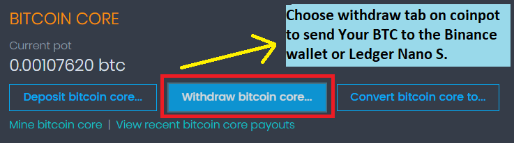 withdraw BTC from highest paying faucet sites