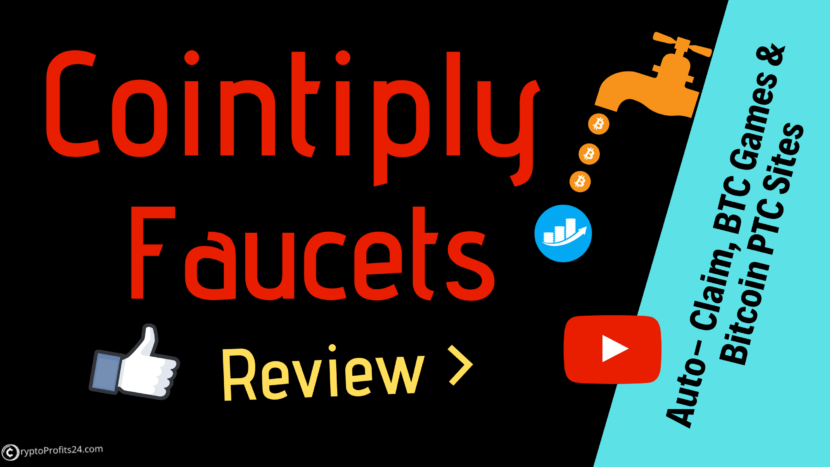 cointiply faucet review