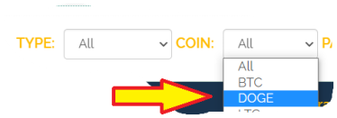 dogecoin-faucets-sites